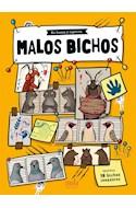 Papel MALOS BICHOS (COLECCION EN BUSCA Y CAPTURA) (CARTONE)
