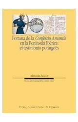 Papel Fortuna De La Confessio Amantis En La Península Ibérica