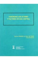 Papel Panorámica De Actores Y Factores En Asia Central