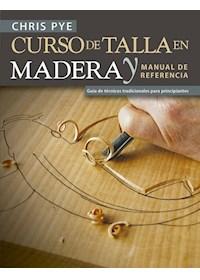 Papel Curso De Talla En Madera Y Manual De Referencia