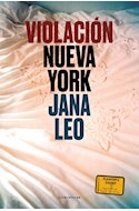 Papel VIOLACION NUEVA YORK (COLECCION LITERATURAS 27)