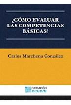 E-book ¿Cómo evaluar las competencias básicas?
