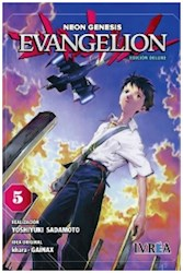 Papel Neon Genesis Evangelion Edicion De Luxe Vol.5