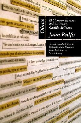 Papel Llano En Llamas, El / Pedro Paramo / Castillo De Teayo (Obras)