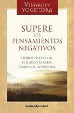 Libro Supere Los Pensamientos Negativos