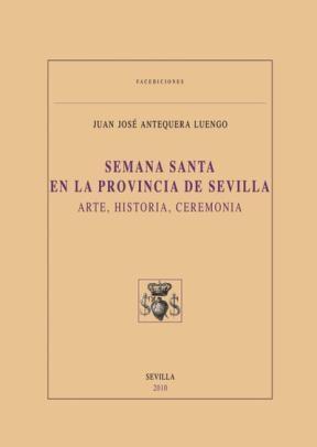 E-book Semana Santa En La Provincia De Sevilla