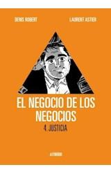 Papel EL NEGOCIO DE LOS NEGOCIOS 04 JUSTICIA