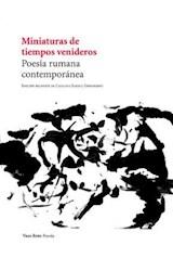 Papel MINIATURAS DE TIEMPOS VENIDEROS