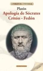Papel Apologia De Socrates - Criton - Fedon