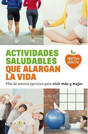 E-book Actividades Saludables Que Alargan La Vida