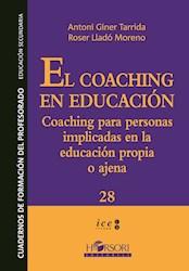 Libro El Coaching En Educacion