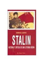 Papel STALIN HISTORIA Y CRITICA DE UNA LEYENDA NEGRA