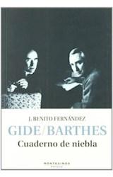 Papel GIDE / BARTHES CUADERNO DE NIEBLA