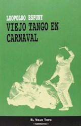 Papel VIEJO TANGO EN CARNAVAL