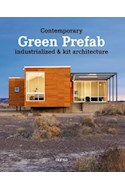 Papel CONTEMPORARY GREEN PREFAB INDUSTRIALIZED & KIT ARCHITECTURE (CARTONE)