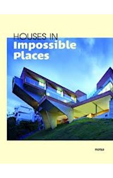 Papel HOUSES IN IMPOSSIBLE PLACES [ESPAÑOL - INGLES] (CARTONE)