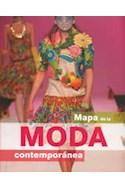 Papel MAPA DE LA MODA CONTEMPORANEA (RUSTICA)