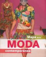 Papel Mapa De La Moda Contemporanea