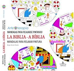 Libro Mandalas La Biblia Para Relajarse Pintando