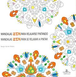 Libro Mandalas Zen Para Relajarse Pintando