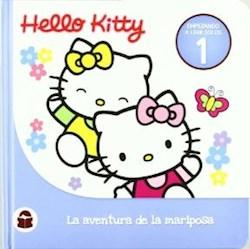 Papel Hello Kitty La Aventura De La Mariposa
