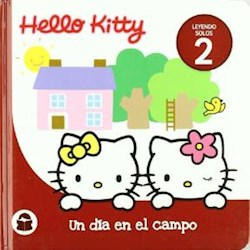 Papel Hello Kitty Un Dia De Campo