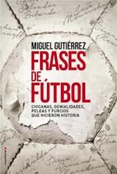Papel Frases De Futbol