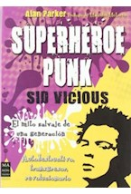 Papel SUPERHEROE PUNK SID VICIOUS