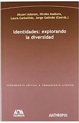 Papel IDENTIDADES: EXPLORANDO LA DIVERSIDAD