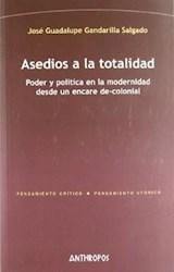 Papel ASEDIOS A LA TOTALIDAD