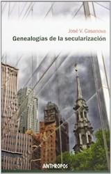Papel GENEALOGIAS DE LA SECULARIZACION