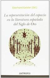 Papel REPRESENTACION DEL ESPACIO EN LA LITERATURA ESPAÑOLA DEL SIG
