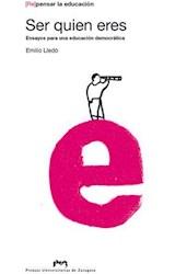 E-book Ser quien eres. Ensayos para una educación democrática