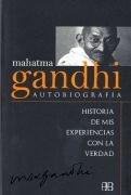 Papel Mahatma Gandhi Autobiografia