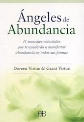 Libro Angeles De Abundancia .Mensajes Celestiales Que Te Ayudan A Manifestar Ab