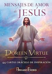 Libro Mensajes De Amor De Jesus