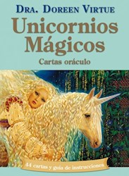 Libro Unicornios Magicos (Cartas)