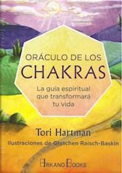 Libro Oraculo De Los Chakras (Libro + Cartas)