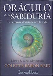 Libro Oraculo De La Sabiduria Del Tarot (Libro + Cartas)