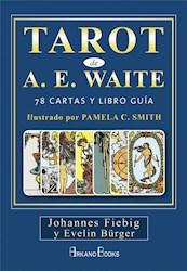 Libro Tarot De A.E. Waite (Libro + Cartas)