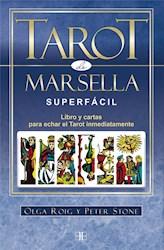 Libro Tarot De Marsella Superfacil (Libro + Cartas)