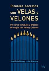 Libro Rituales Secretos Con Velas Y Velones