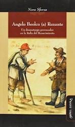 Libro Angelo Beolco (A) Ruzante.