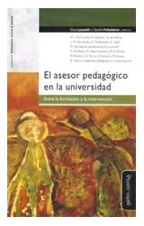 Papel EL ASESOR PEDAGOGICO EN LA UNIVERSIDAD