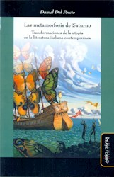 Libro Las Metamorfosis De Saturno.