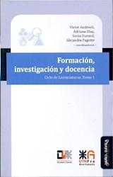 Libro Formacion, Investigacion Y Docencia.