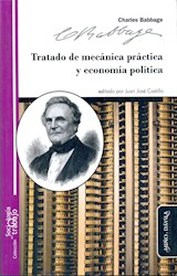 Libro Tratado De Mecanica Practica Y Economia Politi