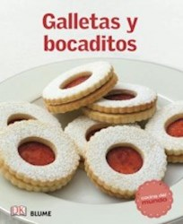 Libro Galletas Y Bocaditos