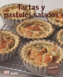 Libro Tartas Y Pasteles Salados