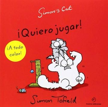 Papel Simon'S Cat 7 - Quiero Jugar!